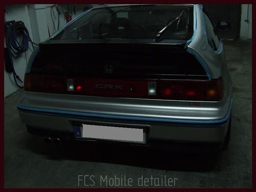 Honda CRX Gris Plata-40