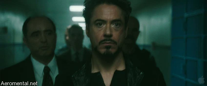 Iron Man 2 Trailer 2 Tony S.H.I.E.L.D.