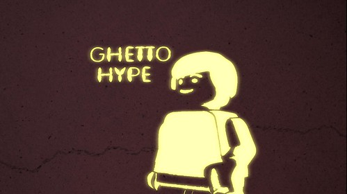 ghetto hype in second life