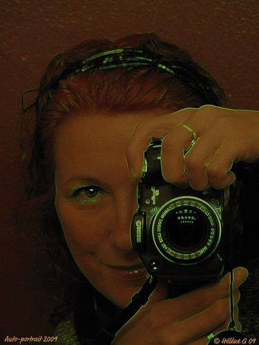 Auto-portrait 2009 2
