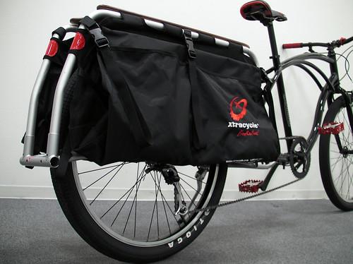 Xtracycle with SCHWINN Cruiser