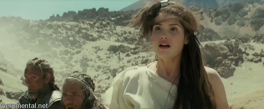 Clash of the Titans Gemma Arterton Io
