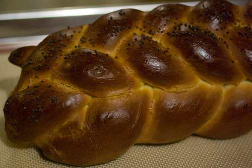 having recently rediscovered the joys of challah i ve decided that one ...