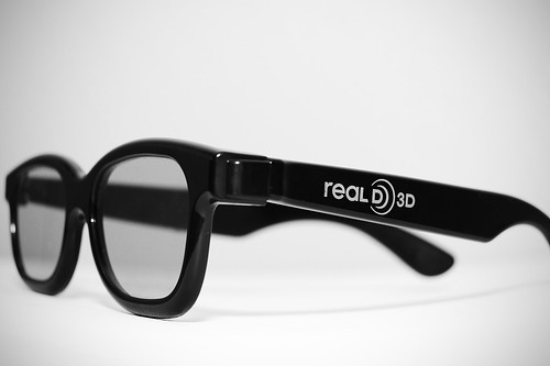 real d glasses. real D)) 3D