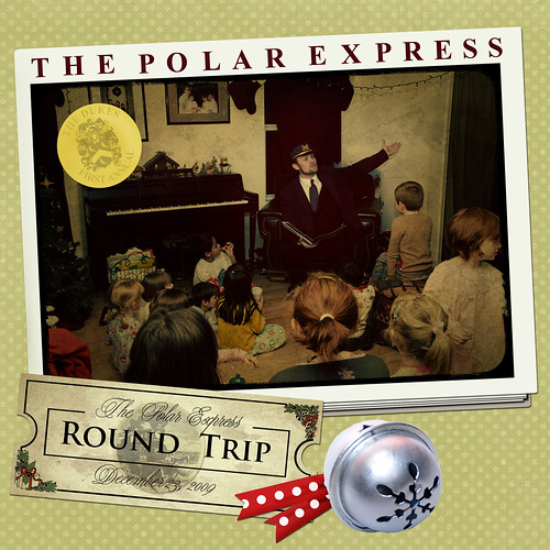 december 23 Polar Express Party