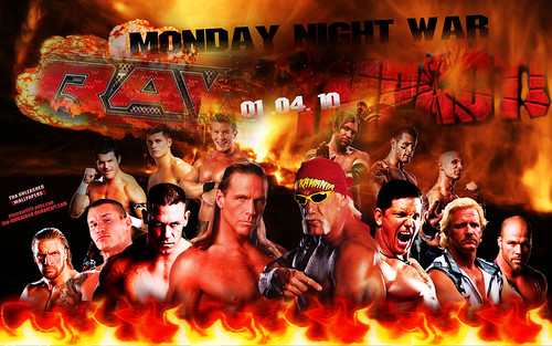 monday night  wars