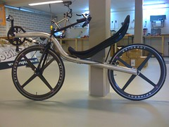 New RaptoBike Mid Racer with 700c wheels (raptobike) Tags: carbon mid racer spinergy raptobike
