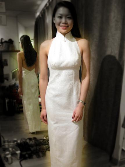 white ange genny