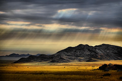 Hope (aftab.) Tags: africa clouds rays namibia canonef100400mmf4556lisusm explored