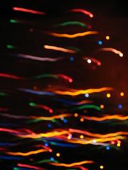 Xmas lights (AMoska) Tags: christmas motion blur color natal cores lights long exposure movimento luzes icm intentionalcameramovement