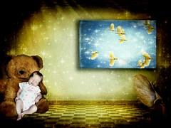 Milly's Dream (Kim Aubrey) Tags: australia bluemountains fantasy nsw tectures kimlou58