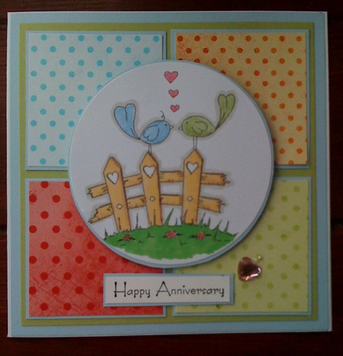 Anniversary Birds 2