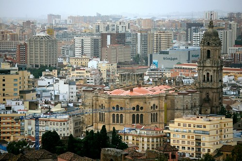 The City of Malaga