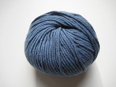 Karabella Aurora 8, 13 cerulean blue (countingstitches) Tags: yarn worsted karabella aurora8