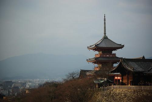 Scenery of Kyoto