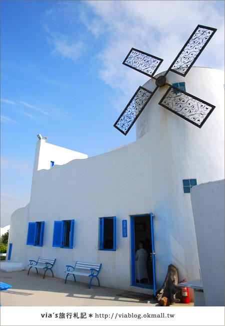【桃園餐廳】桃園新屋地中海風~卡托米利庭園咖啡餐廳5