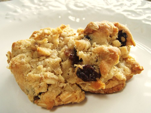 cook's illustrated oatmeal raisin cookie - 22