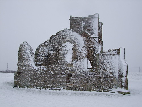 Knowlton Church, Wimborne (2)