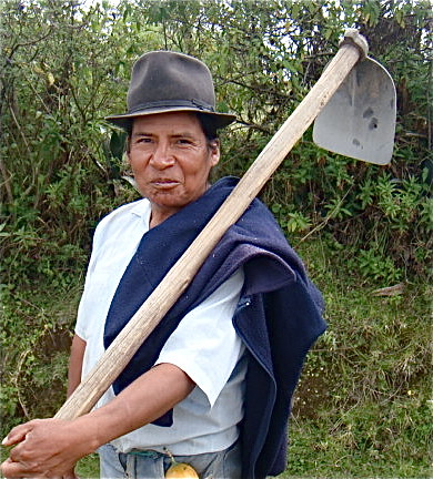 Ecuador-friendly