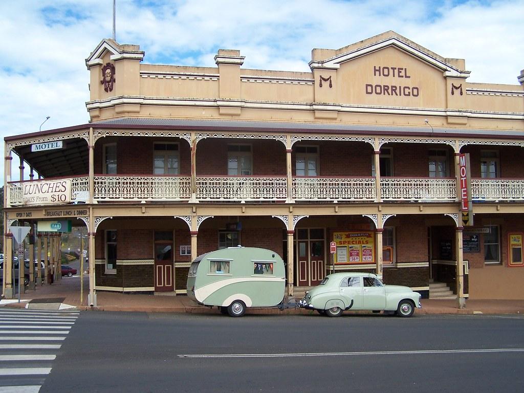 Hotel  Dorrigo NSW