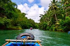 Cijulang river