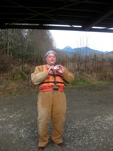 John. River Guide.