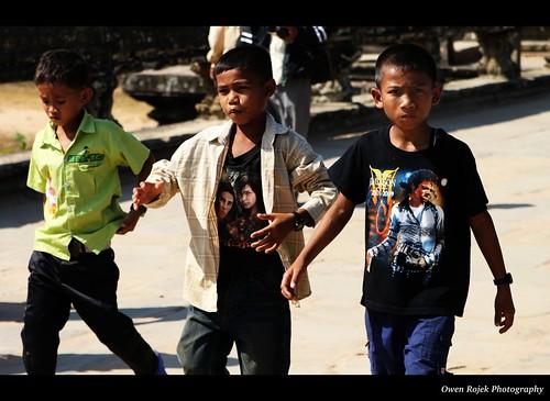 Kids in Cambodia 2