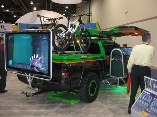 Halo Truck
