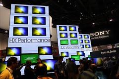 New Sony LCD TV's