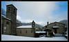 edifici del santuario (papernikke) Tags: neve toscana paesaggio verna casentino santuario mistico fotoconneve