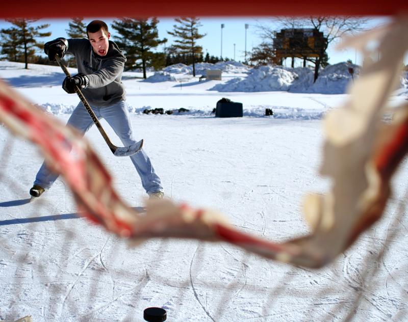 Hockey standalone