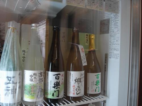 奈良酒専門店「酒蔵ささや」@奈良町-06