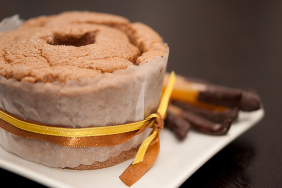 life as a h4: Gluten-free chocolate chiffon cake 朱古力雪芳蛋糕
