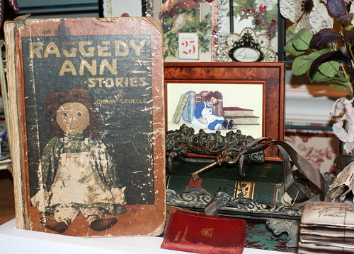 raggedy ann stories 1918