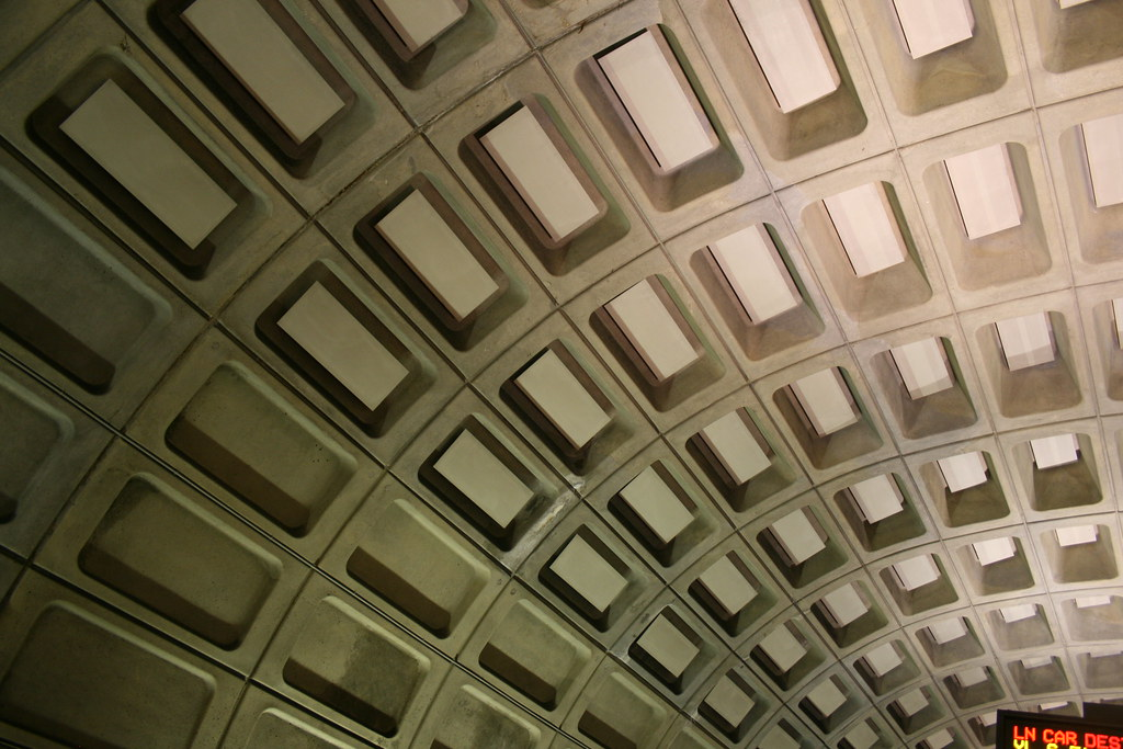 Metro Ceiling Waffles