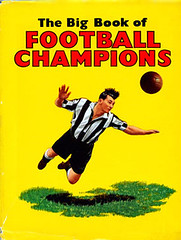Big Book of Football Champions 1950-51 (TuebrookDave) Tags: newcastleunited jackiemilburn 195051 bigbookoffootballchampions