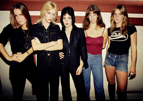 The Runaways: Black Leather
