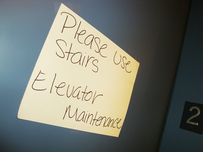 ElevatorSign