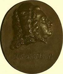 J. S. Bach medal