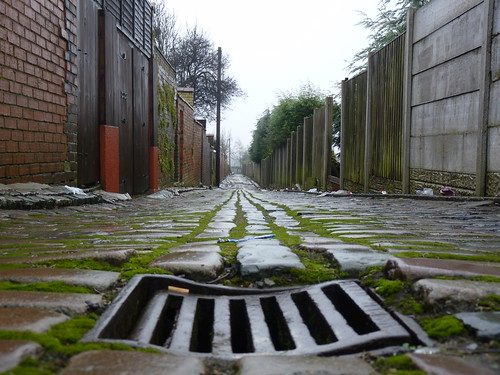 perspective drain