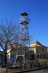 押立の火の見櫓(稲城市)