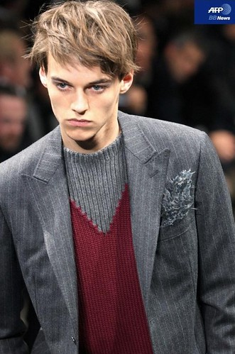 Robbie Wadge3204_FW10_Paris_Hermes(AFP BB News)
