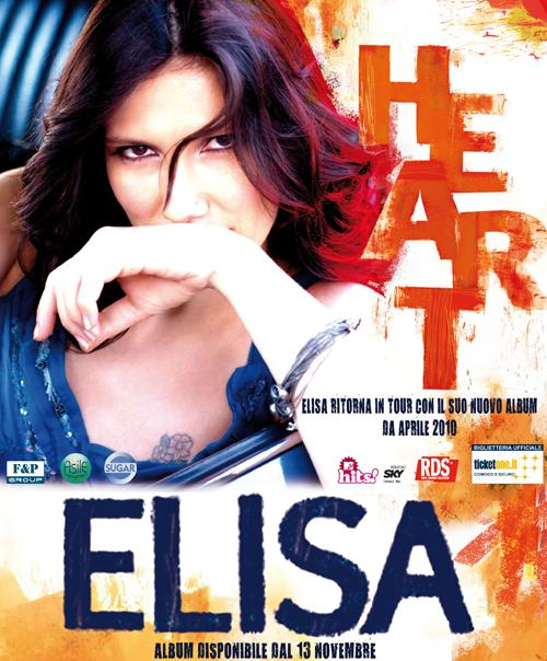 Elisa in tour