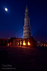 Night Shot at Qutab Minar (Tarun Chopra) Tags: travel portrait india green heritage nature architecture canon geotagged photography asia wizard delhi 7d greatshot gps dslr fx gurgaon complex purchase bharat newdelhi qutubminar touristattractions photograpy qutabminar qutab olddelhi mehrauli canoncamera 0812 nicecomposition hindustan greatcapture 5photosaday indiaimages perfectcomposition traveltoindia superbshot alaidarwaza superbphotography canon1022mmlens fantasticimage betterphotography d700 discoverindia makemytrip canonefs1022mmf3545usmlens hindusthan 2470mmf28g earthasia smartphotography canon7d alaigate mustseeindia indiatravelphotography oldmonaments nightshotqutabminar discoveryindia buyimagesofindia hindustanhistoryindiaislammehrauliminarminaretmonumentmughalmuslimn1newnewdelhinikonoldqutabqutabminarqutbqutubrobalesolmetatowerunescoworldheritagesiteuttarpradeshyoungrobv gurugram
