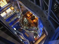 Celebrity Solstice Atrium