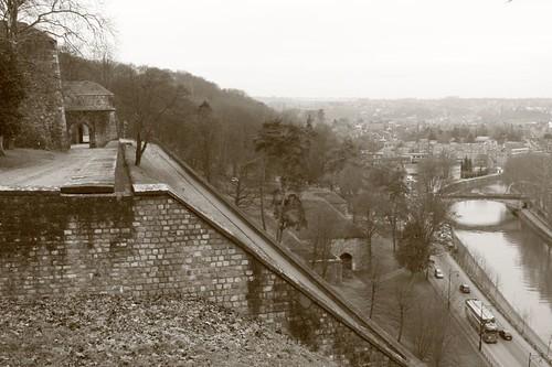 Citadelle, Namur.
