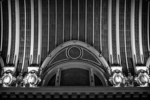 Ceiling Symmetry