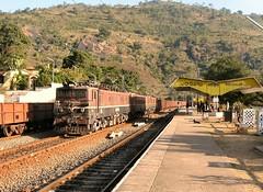 Borra Guhalu (Wattman (trams, treinen, etc)) Tags: india indianrailways