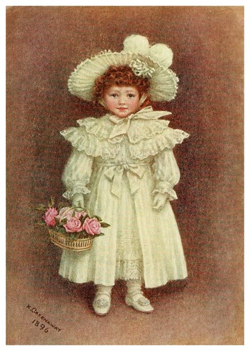 023- Vera Evelyn Samuel-Kate Greenaway 1905- Marion Spielmann y George Layard
