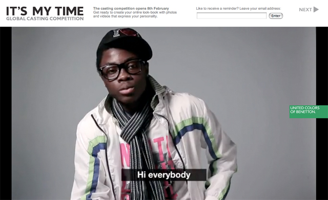 Benetton Its My Time 03